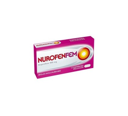 Nurofenfem 400 mg