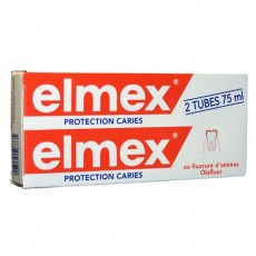 Elmex dentifrice protection caries duo 75ml