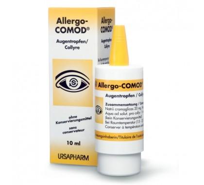 Allergocomod collyre flacon 10 ml