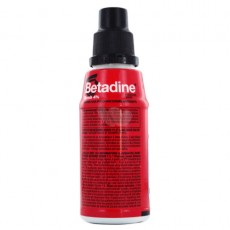 Betadine 4% scrub solution pour application cutanée moussante 125 ml