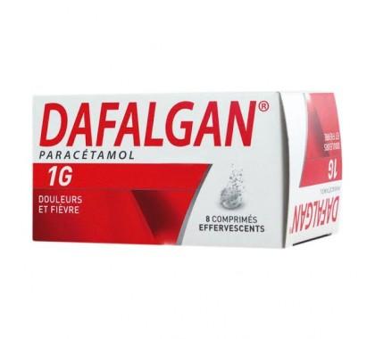 Dafalgan comprimé effervescent 1 g