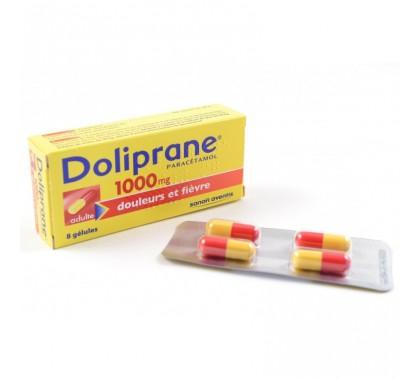 Doliprane gélule 1000 mg