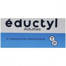 Eductyl adultes suppositoires