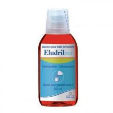 Eludrilpro solution pour bain de bouche 500 ml