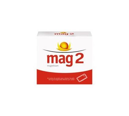 Mag 2 poudre orale 6 g