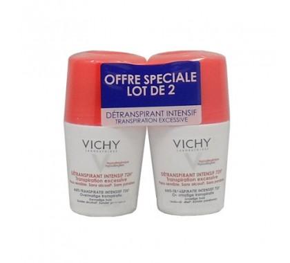 Vichy déodorant duo anti-transpirant détranspirant 50 ml