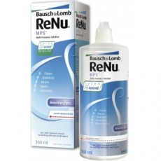 Bausch & Lomb RENU MPS yeux sensibles 360ml