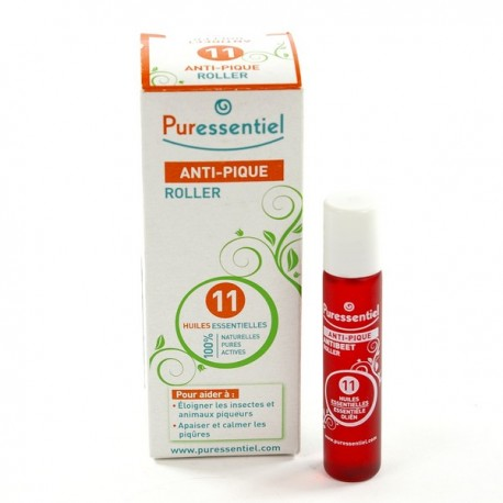 Puressentiel roller anti-pique multi-apaisant 5ml