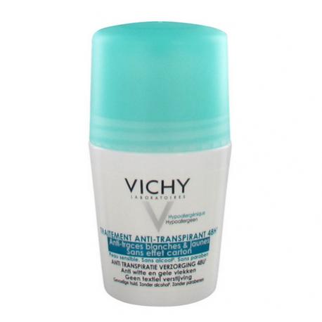 Vichy déo antitranspirant bille antitrace 50ml
