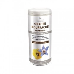 3 Chênes onagre bourrache vitamine 150 capsules