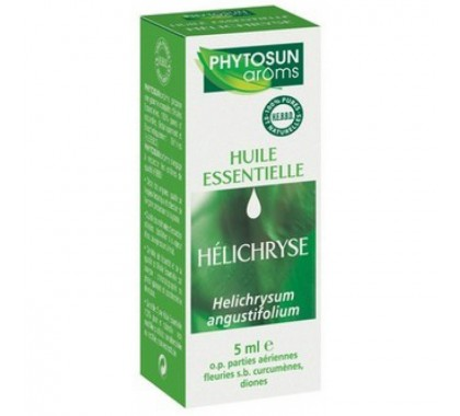 Phytosun arôms huile essentielle hélichryse 5ml