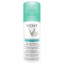 Vichy déodorant antitranspirant antitraces aérosol de 125ml