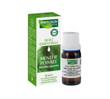 Phytosun arôms huile essentielle menthe poivrée 10ml