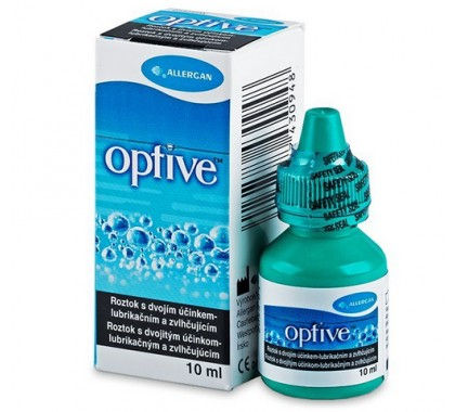 Optive solution oculaire de confort 10ml