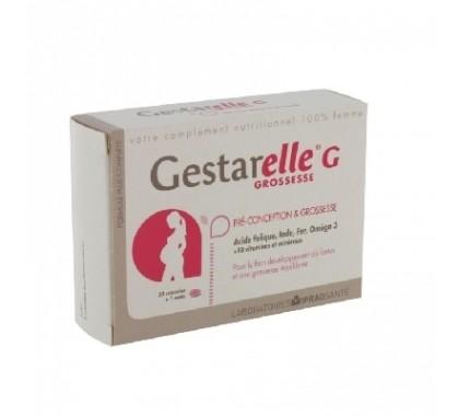 Gestarelle G grossesse 30 capsules