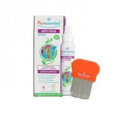 Puressentiel anti poux lotion 100 ml+peigne