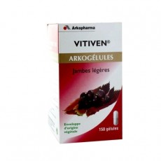 Arkopharma Arkogélules vitiven 150 gélules