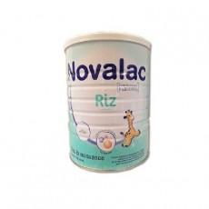 Novalac riz lait dès la naissance jusqu'à 36 mois 800g