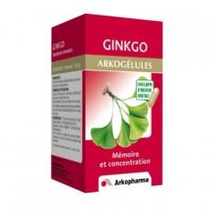 Arkopharma Arkogélules ginkgo 45 gélules
