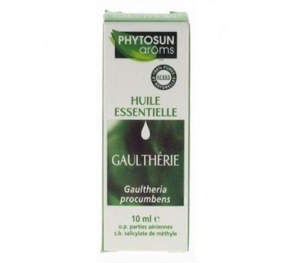 Phytosun arôms huile essentielle gaulthérie 10ml