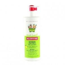 Klorane petit junior gel douche corps et cheveux parfum poire 500ml