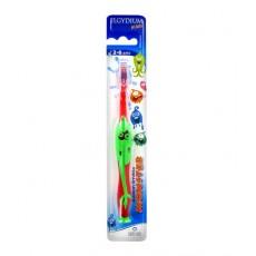 Elgydium kids brosse à dents enfants 2-6 ans