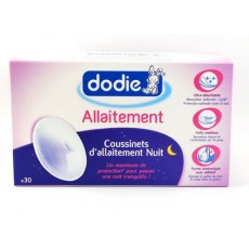 Dodie 30 coussinets nuit