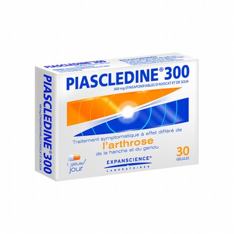 PIASCLEDINE 300MG GELULE 30