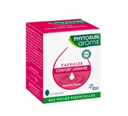 Phytosun arôms aromadoses confort urinaire 30 capsules