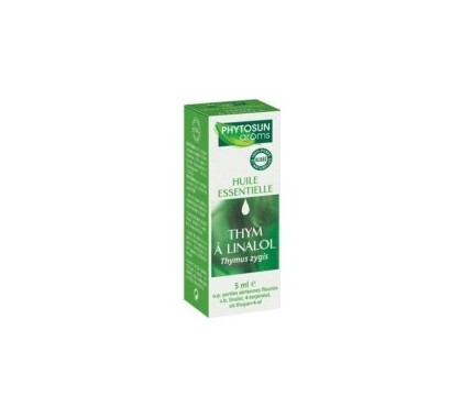 Phytosun arôms huile essentielle thym à linalol 5ml