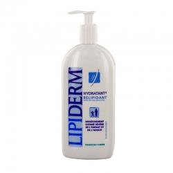 Bausch & Lomb Lipiderm Hydratant Emulsion 500ml
