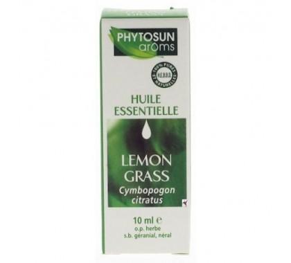 Phytosun arôms huile essentielle lemon grass 10ml