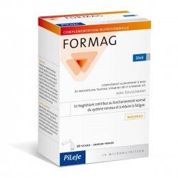 Pilèje Formag 20 sticks
