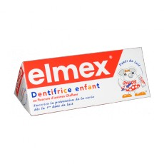 Elmex dentifrice protection caries enfant 50ml