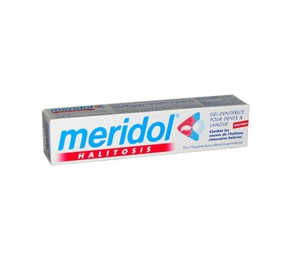 Meridol halitosis dentifrice 75ml
