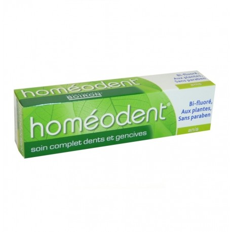 Homéodent soin complet anis duo 75ml