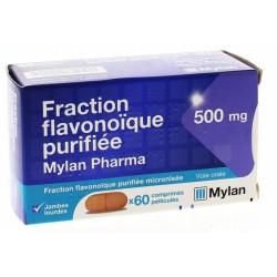 FRACTION FLAV.MYP 500MG CPR 60