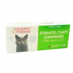 STRANTEL CHATS X 4CP CLEMENT THEKAN
