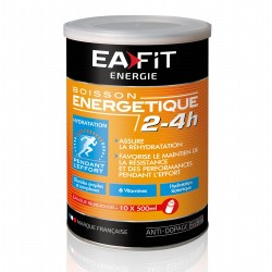 EAFIT BOISSON ENERGIE 2-4H FRUITS RGES