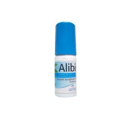 Alibi spray haleine fraîche 15ml