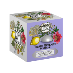 ARAQ TISANE SERENITE 24 SACHETS BT METAL