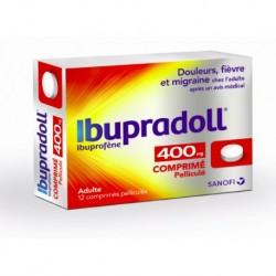 IBUPRADOLL 400MG CPR12
