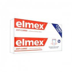 ELMEX DENTIFRICE LOT2X125ML