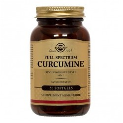 CURCUMINE FULL SPECTRUM SOFTGELS 30