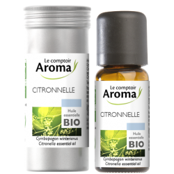 LCA HE BIO CITRONNELLE 10ML