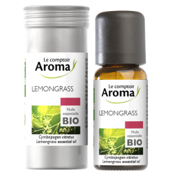 LCA HE BIO LEMONGRASS 10ML