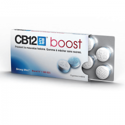 CB12 BOOST GOMME A MACHER