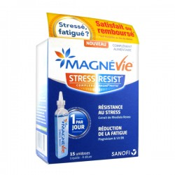 MAGNEVIE STRESS R LIQ DOS BT15