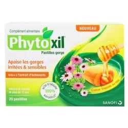 PHYTOXIL PASTILLES BTE20