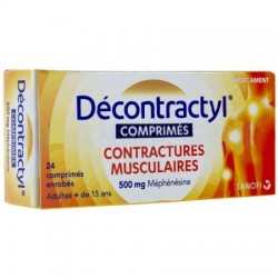 Décontractyl 500 mg